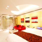 多彩なデザイン空間。お好みの雰囲気のお部屋をお選びください。