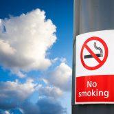 【完全禁煙ルームのご案内】業務用オゾン発生器にて除菌、脱臭